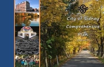 City of Sidney Comprehensive Plan